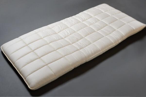 大東寝具の軽量プロファイル固わた敷布団(4層)